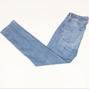 PAIGE Skyline Ankle Peg denim jeans SZ 28